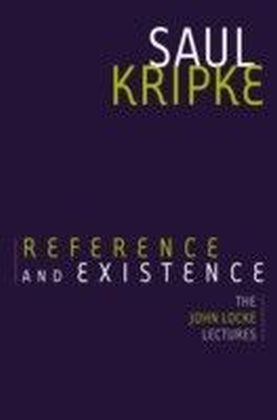 Reference and Existence: The John Locke Lectures