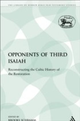 Opponents of Third Isaiah