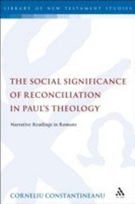 Social Significance of Reconciliation in Paul's Theology