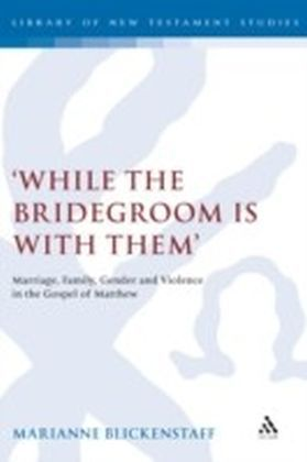 'While the Bridegroom is with them'