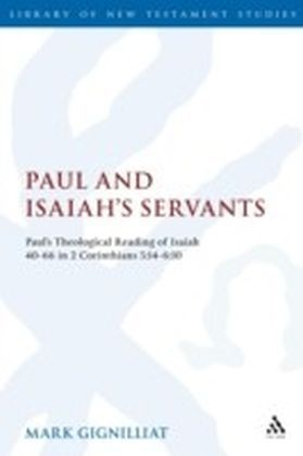 Paul and Isaiah's Servants