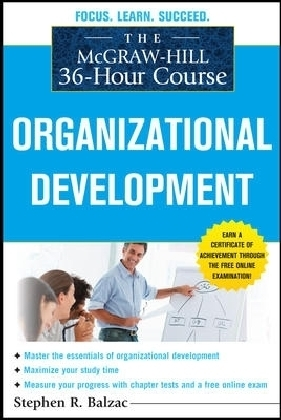 McGraw-Hill 36-Hour Course: Organizational Development