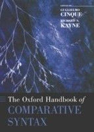Oxford Handbook of Comparative Syntax
