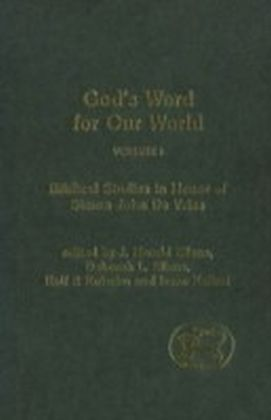 God's Word for Our World, Vol. 1