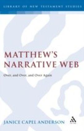 Matthew's Narrative Web
