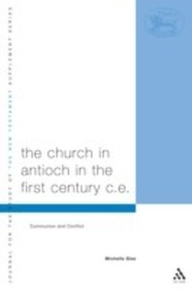 Church in Antioch in the First Century CE