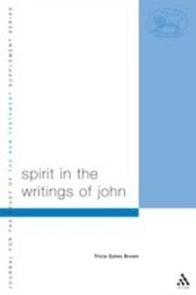 Spirit in the Writings of John