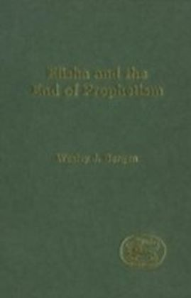 Elisha and the End of Prophetism