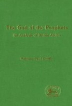 God of the Prophets