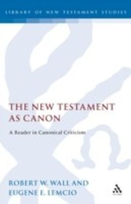 New Testament as Canon