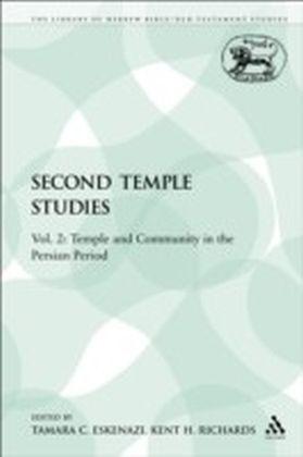 Second Temple Studies