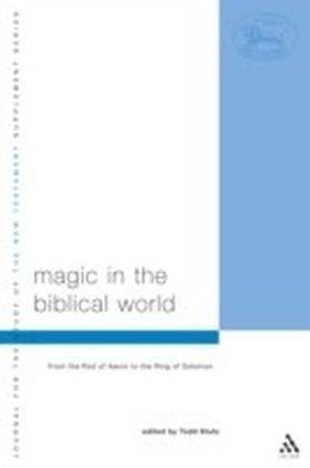 Magic in the Biblical World