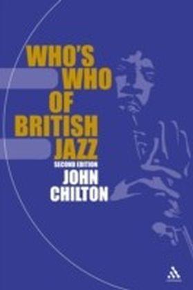 Who's Who of British Jazz
