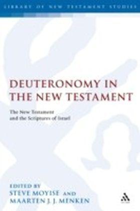 Deuteronomy in the New Testament