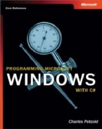 Programming Microsoft(R) Windows(R) with C#