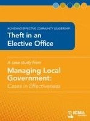 Theft in an Elective Office