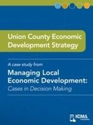 Union County Economic Development Strategy