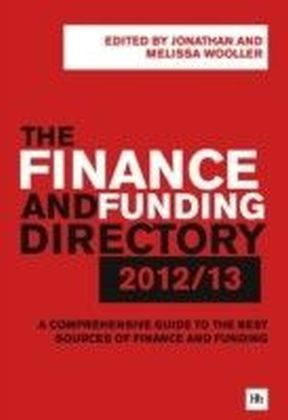 Finance and Funding Directory 2012/13