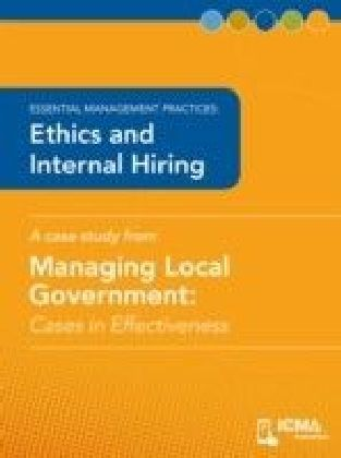 Ethics and Internal Hiring