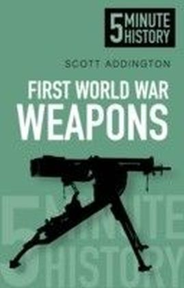 5 Minute History: First World War Weapons