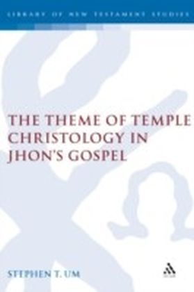 Theme of Temple Christology in John's Gospel