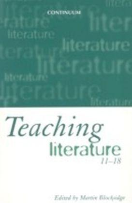 Teaching Literature, 11-18