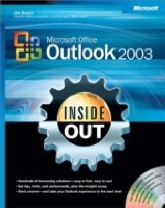 Microsoft(R) Office Outlook(R) 2003 Inside Out