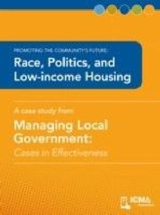Race, Politics, and Low-income Housing