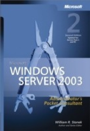 Microsoft(R) Windows Server(TM) 2003 Administrator's Pocket Consultant
