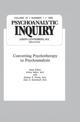 Converting Psychoanalysis