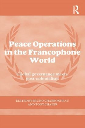 Peace Operations in the Francophone World