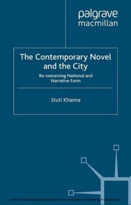 The Contemporary Novel and the City