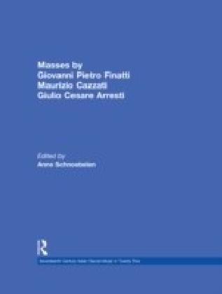 Masses by Giovanni Pietro Finatti, Maurizio Cazzati, Giulio Cesare Arresti