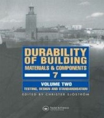 Durability of Building Materials & Components 7 vol.2