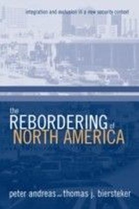 Rebordering of North America