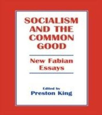 Socialism and the Common Good