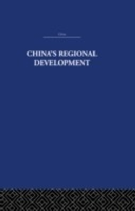 China's Regional Development