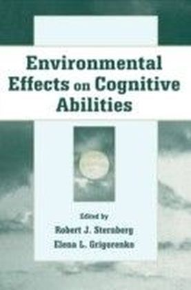 Environmental Effects on Cognitive Abilities