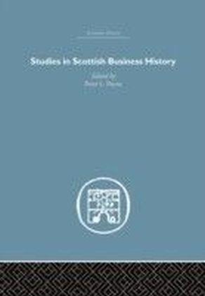 Studies in Scottish Business History