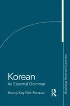 Korean: An Essential Grammar