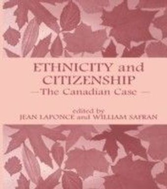 Ethnicity and Citizenship