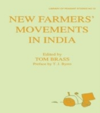 New Farmers' Movements in India