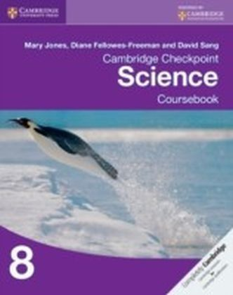 Cambridge Checkpoint Science Coursebook 8