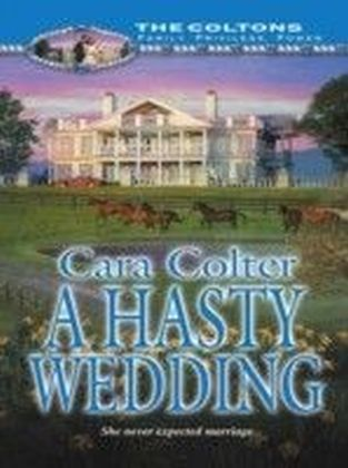 Hasty Wedding (Mills & Boon M&B)