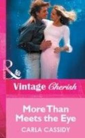 More Than Meets the Eye (Mills & Boon Vintage Cherish)