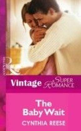 Baby Wait (Mills & Boon Vintage Superromance)