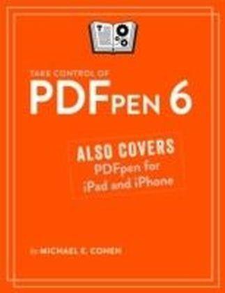 Take Control of PDFpen 6