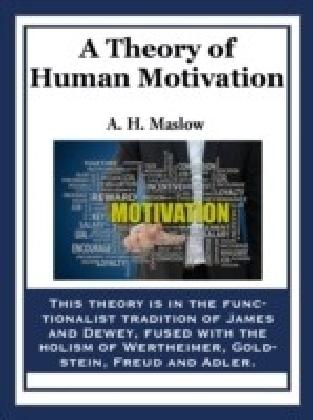 Theory of Human Motivation