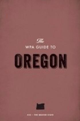WPA Guide to Oregon