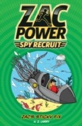 Zac Power Spy Recruit